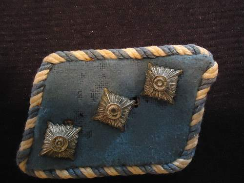 Help ID these items from Vets in my hometown