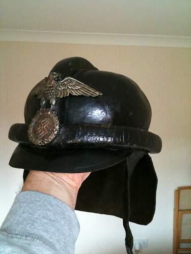 NSKK Crash Helmet, Genuine?
