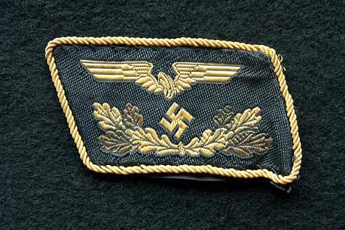 Help in Identifying Third Reich Patch