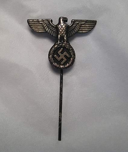 NSDAP Tie Pin
