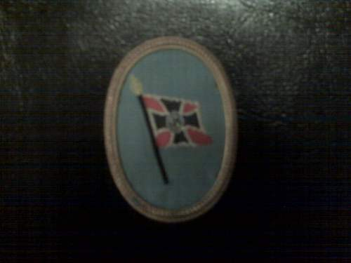 Pin I was given