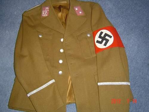 2 SA Tunics