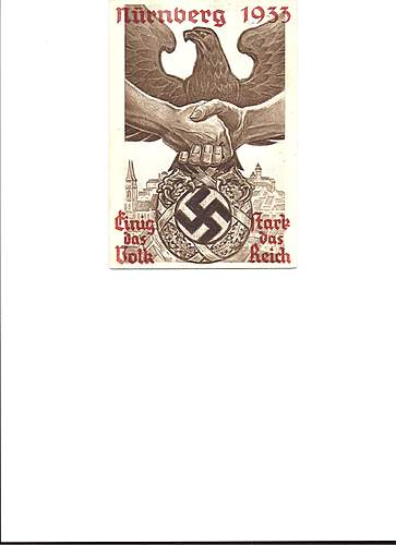 Click image for larger version.  Name:1933 reichsparteitag 1-3 Sept-33 001.jpg Views:205 Size:231.2 KB ID:386902
