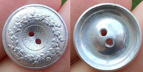 Is it a WWII-era button?