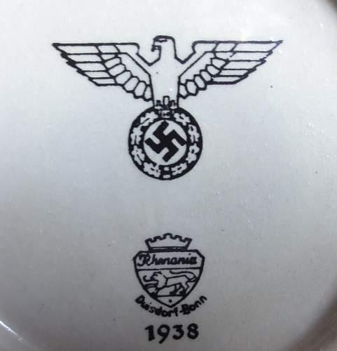 RAD cap badge original?