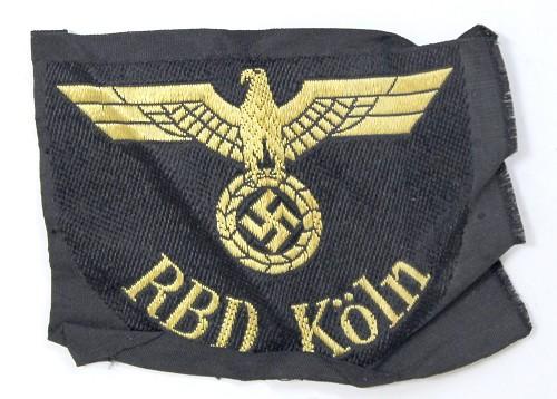 Name:  RBD Köln Sleeve Eagle (front).JPG Views: 405 Size:  60.9 KB