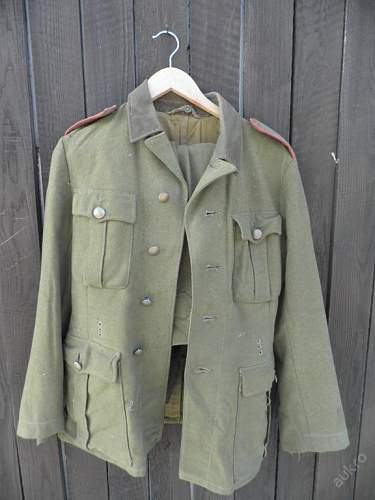 Is this RAD or TENO or NSKK uniform ??