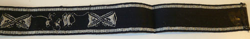 Weft home/civil defence cuff title any ideas?