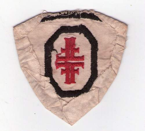Unknown Patch, info needed