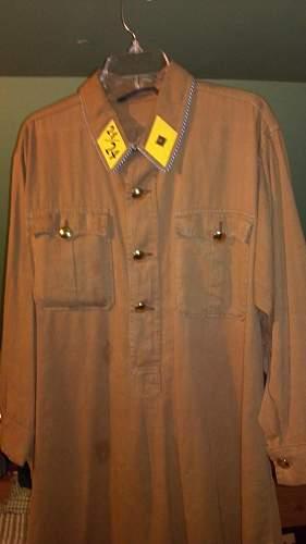 SA or NSDAP shirt?