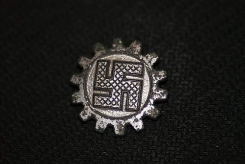 Little DAF badge