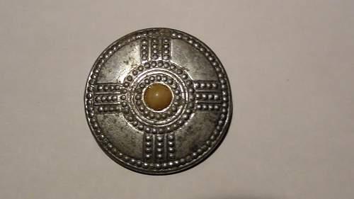 Germanic badge?