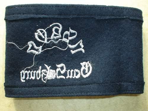 Armband NSKOV