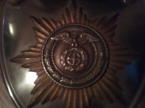 SA/SS Gorget