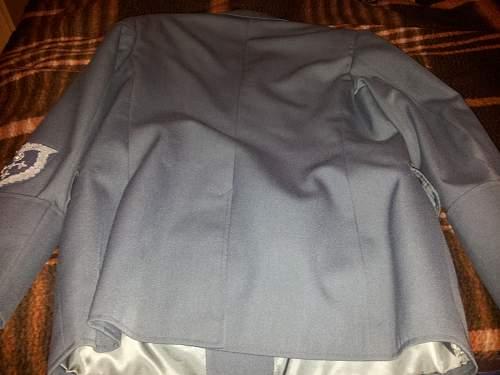 Diplomatic corps tunic and pants
