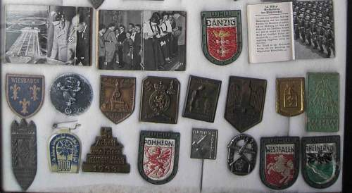 Need Help Identifying some Tinnies from the Third Reich