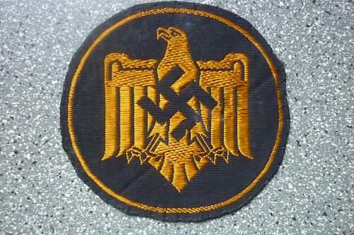 Nsrl sport badge