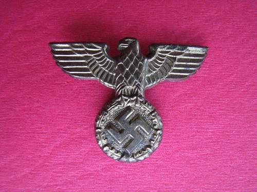 Hat Eagle , NSDAP