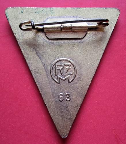 NSF pin