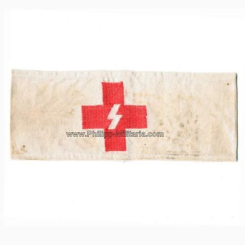 Deutsches Rotes Kreuz Armbands