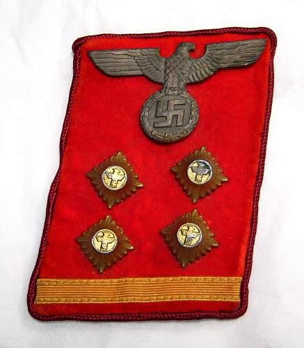 Click image for larger version.  Name:NSDAP Gauleitung 1.jpg Views:30 Size:196.6 KB ID:464648