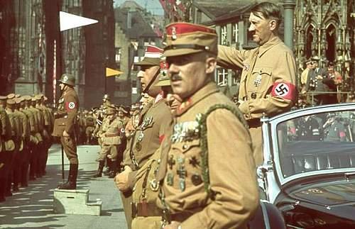 Interesting Reichsparteitag Picture