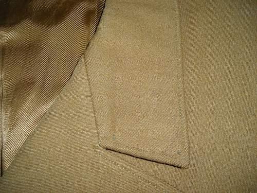 regarding insignia on NSDAP tunic