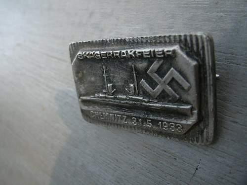 Skagerrak badge