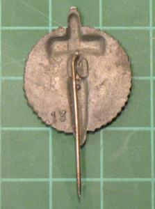Coburg styled Pin?