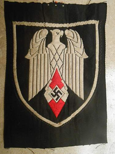 40 Year old reproduction insignia