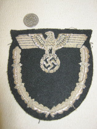 TR Diplomatic items