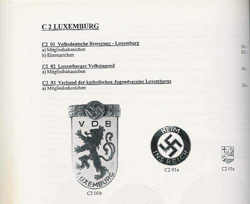 VDB Luxemburg