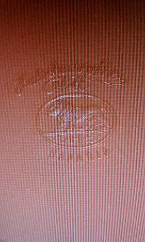 1934 Nurnberg Rally Award?