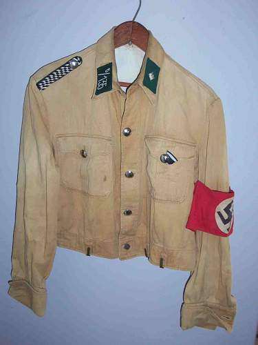 SA brownshirt, what do you guys think about it.