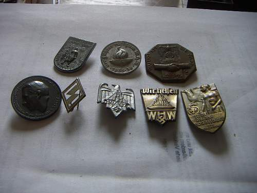 My Next Haul of Tinnies/WHW/Day Badges!