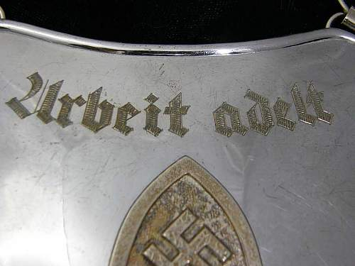 Hello I'm looking at picking this up RAD Gorget