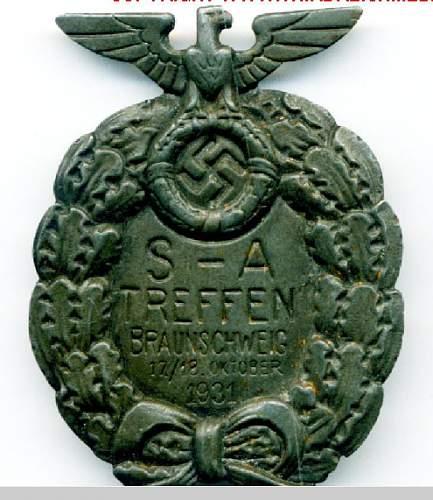 SA TREFFIN 1931(first patten)original?