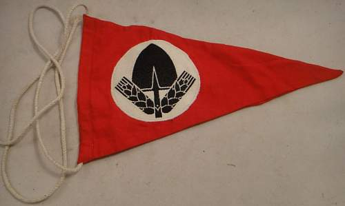 workers pennant - FAD?