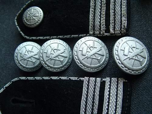 TeNo HOME BASE Cloth-Metal-Uniforms, et al