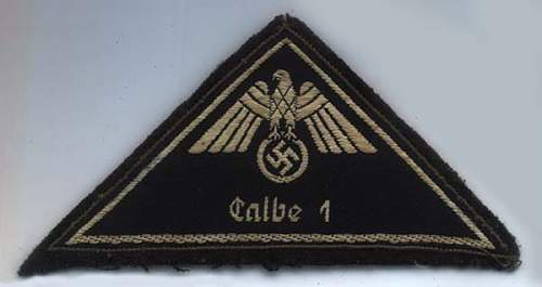 Patch Identification