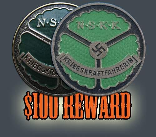 NSKK Kriegskraftfahrerin ▬ Win 0.-