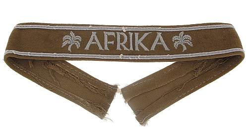 Value of these 2 DAK armbands