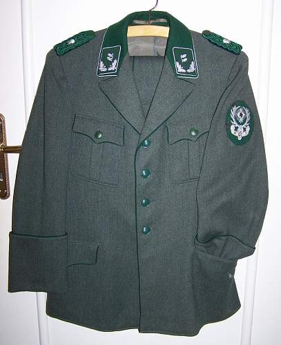 Forestry Tunic Your thoughts?