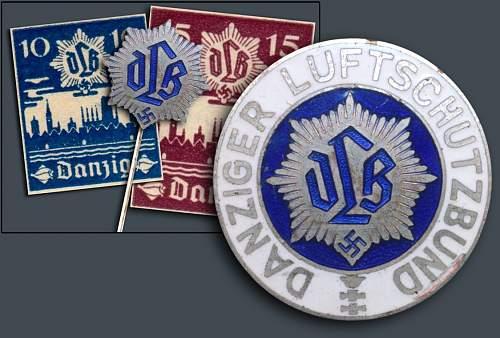 DANZIGER LUFTSCHUTZBUND info wanted