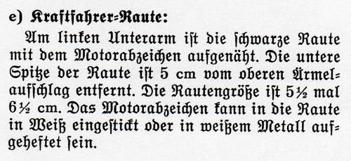 Click image for larger version.  Name:2-Anzugsordnung f. das NSKK from January 11, 1935.jpg Views:45 Size:143.1 KB ID:612495