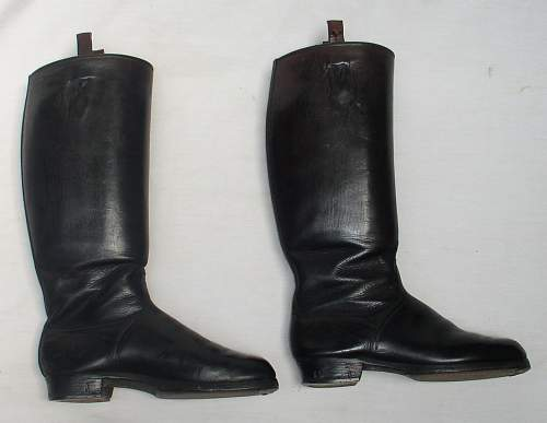 Which uniforms may these boots match?