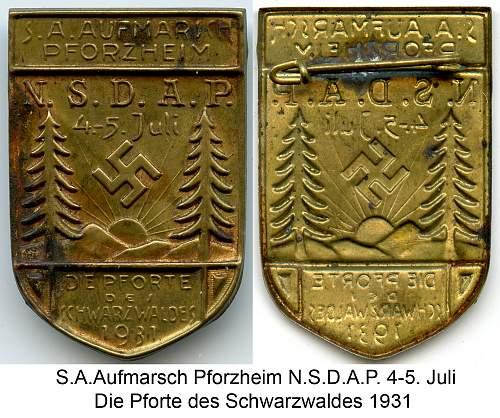 Click image for larger version.  Name:Pforzheim 4-5 Juli 1931 SA.jpg Views:60 Size:230.0 KB ID:626366
