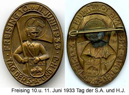 Click image for larger version.  Name:Freising 10-11 Juni 1933 SA HJ.jpg Views:31 Size:207.0 KB ID:626369