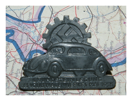 1938 Volkswagen Pin - Opinions Need