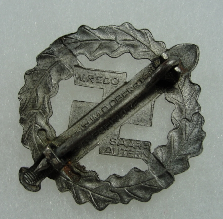 S. A. Sports Badge